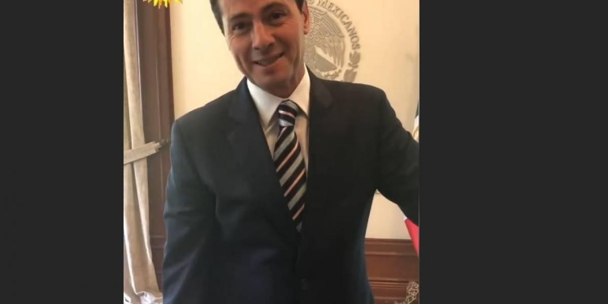 Peña Nieto califica como 'el más odiado de México' a personaje de telenovela