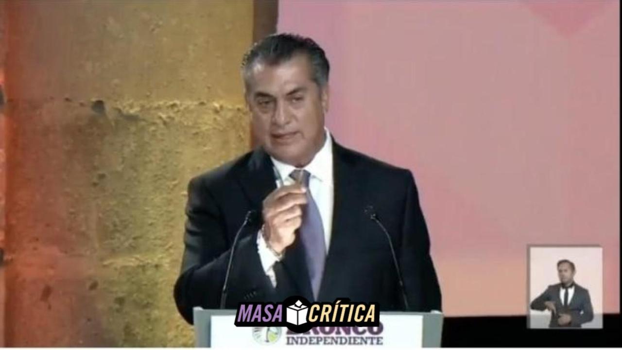 INE confirma que funcionarios hicieron campaña para Bronco