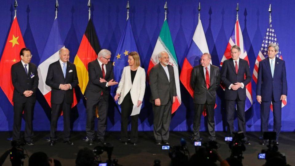 Donald Trump confirmó que EEUU abandonó el acuerdo nuclear con Irán