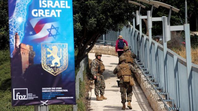 Conflicto entre Israel y Palestina cre por embajada estadounidense a Jerusalén