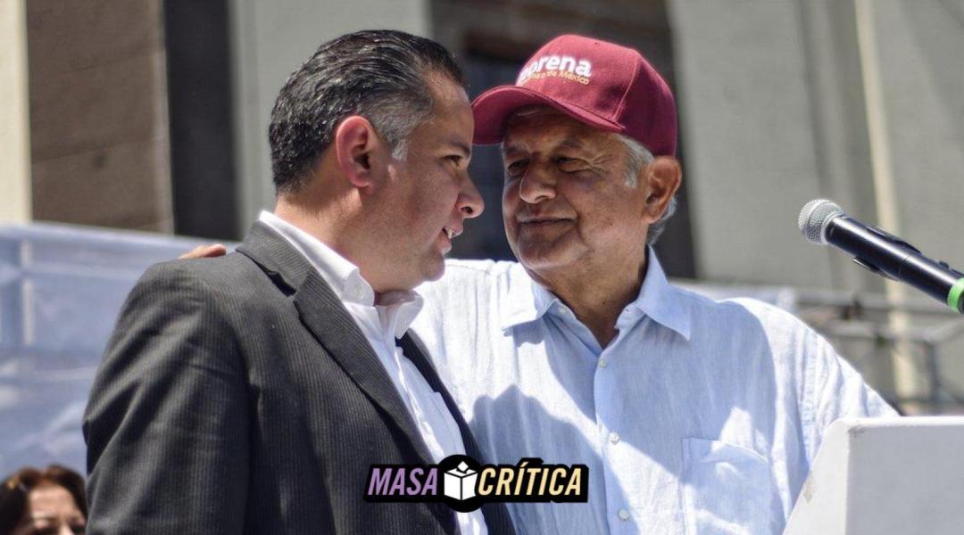 Santiago Nieto se suma a la campaña de AMLO