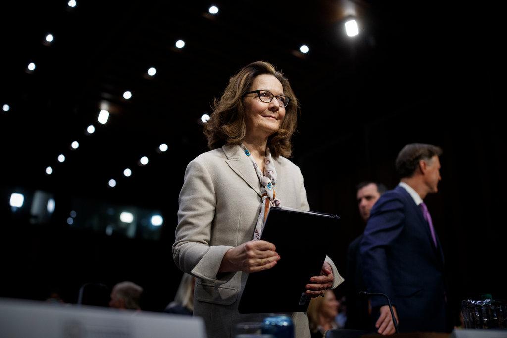Gina Haspel, torturadora en cárceles, es nombrada directora de la CIA