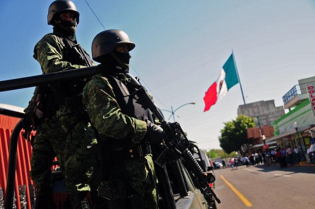 Se retiran militares de Tamaulipas en medio de repunte de violencia