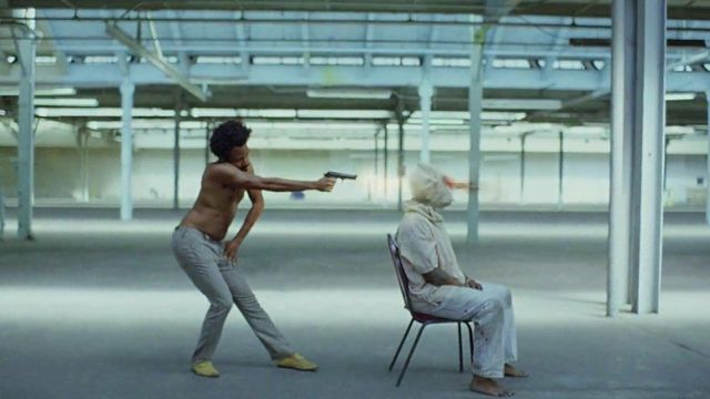 This Is America, Childish Gambino, Violencia, Video