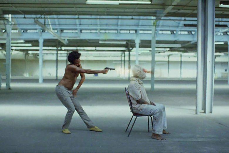 This Is America, Childish Gambino, Violencia, Video