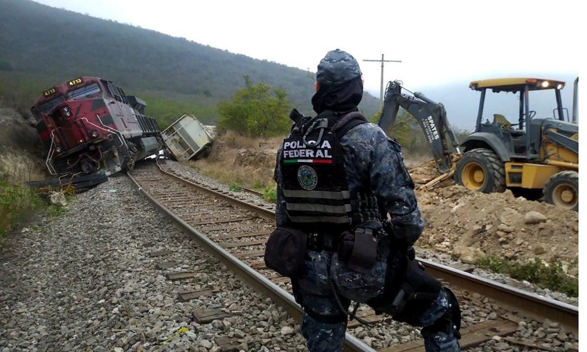 La industria ferroviaria en México ante el crimen organizado