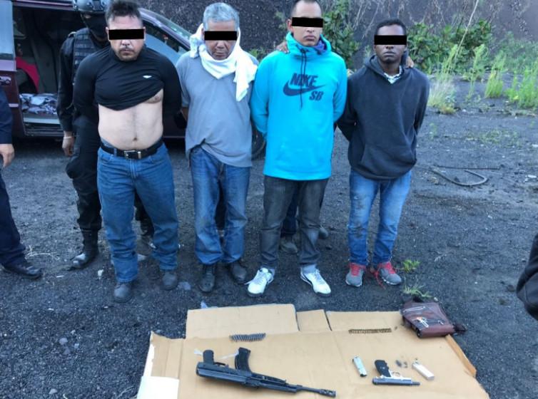 Secuestradores Tláhuac Reclusorio Oriente Prisión Secuestro