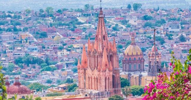 turismo México 2018