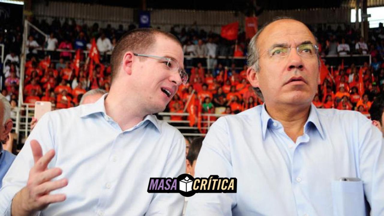 Anaya y Frente denuncian a Peña y Meade por caso Odebrecht