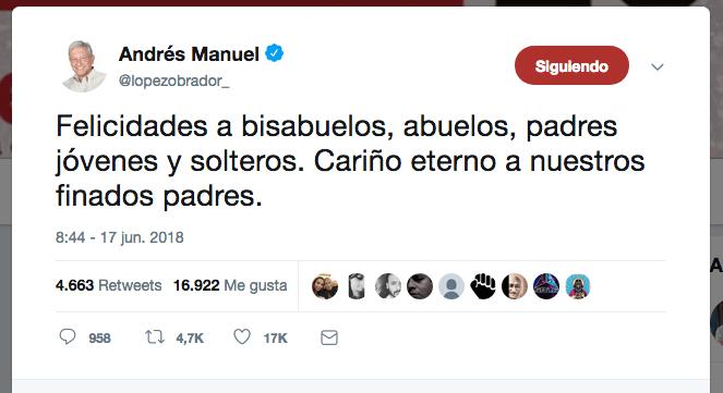 AMLO Canditos Selección Nacional México Elecciones Bronco