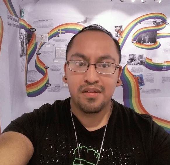 Israel flores Álvarez activista Gay LGBT mormón