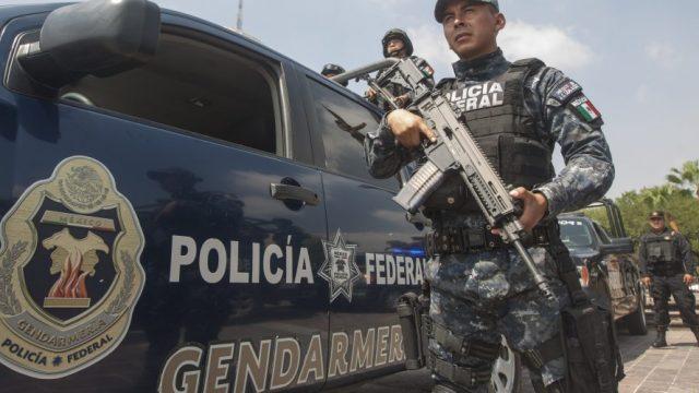 Hasta la Gendarmería sale de Tierra Caliente en Guerrero
