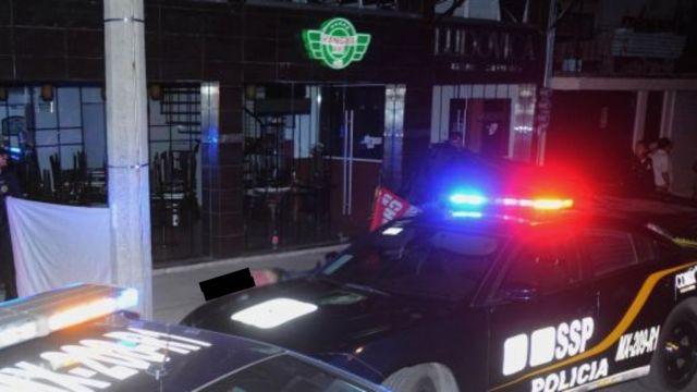 Asesinan a español que enfrentó a asaltantes en café de CDMX