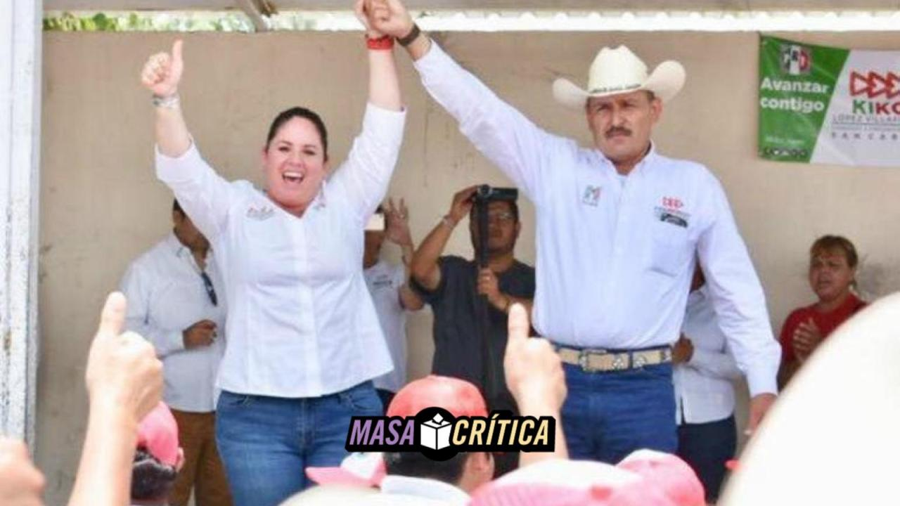 Candidato del PRI podría ganar elecciones desde la cárcel