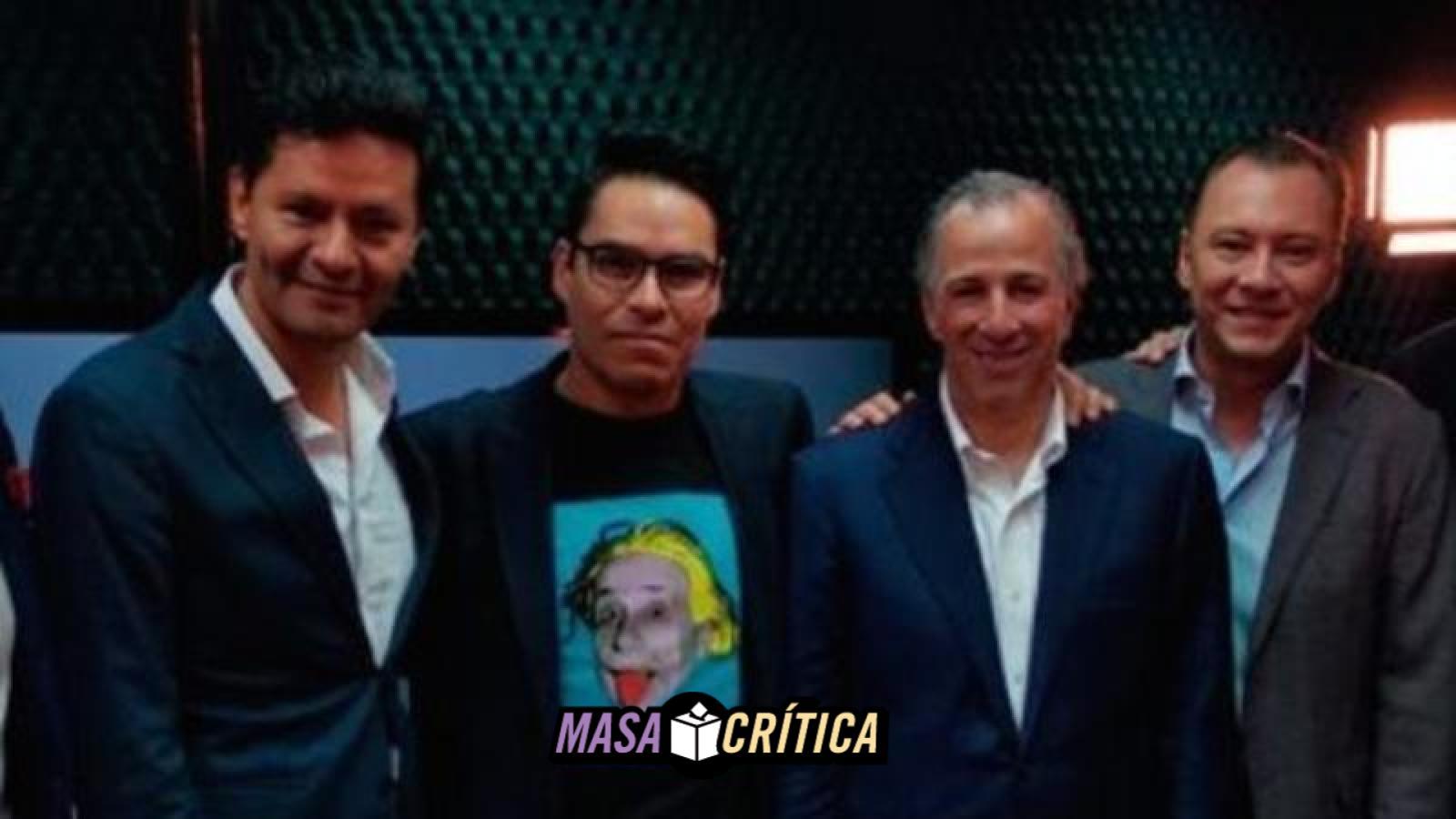 Toño Esquinca explota en vivo contra AMLO y la CNTE