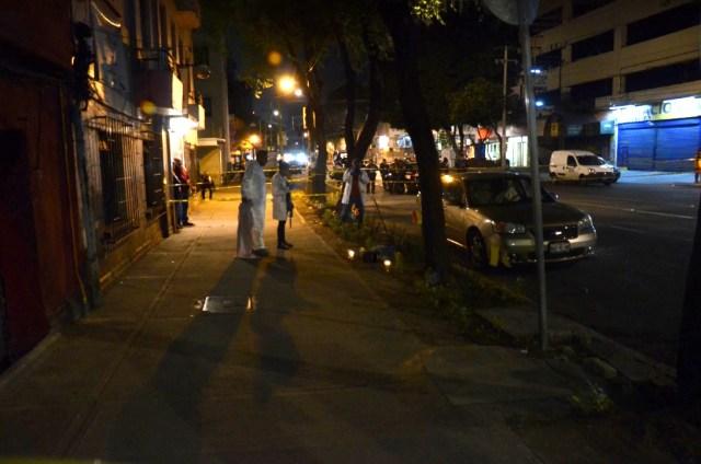 Sicarios acechan la Doctores; junio abre con ejecución de 2 personas