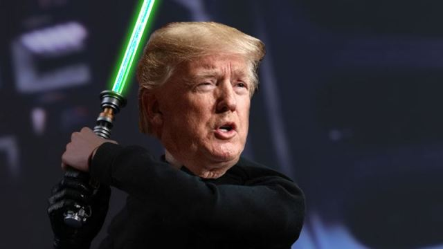 Trump crea la 'Fuerza Espacial' Estadounidense
