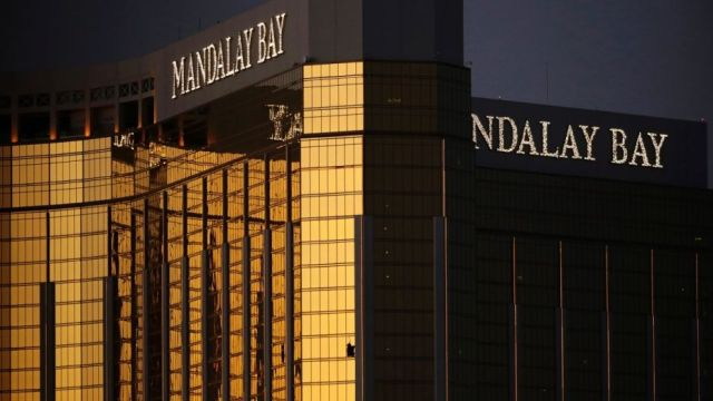 Hotel de Las Vegas demanda a víctimas del tiroteo de 2017