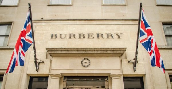 Burberry quema