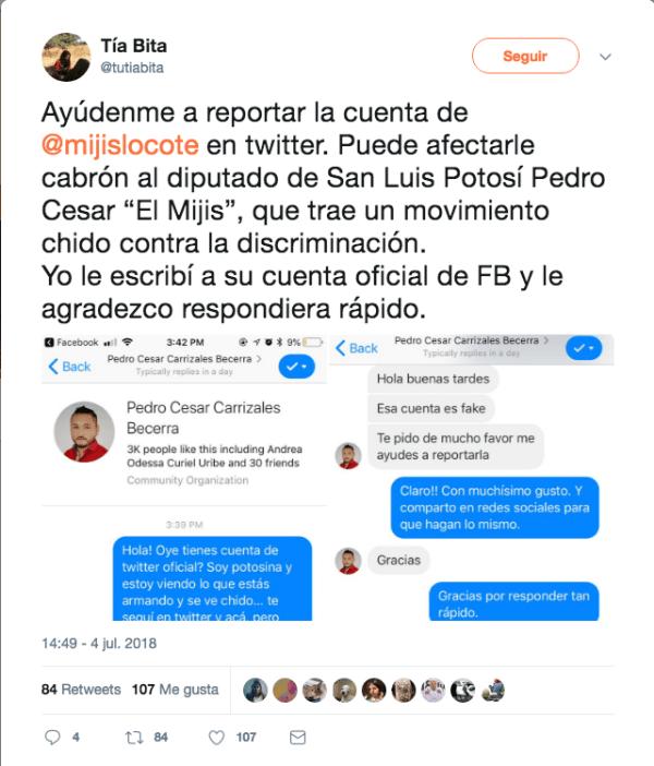 El Mijis Carrizales Diputado Local San Luis Potosí
