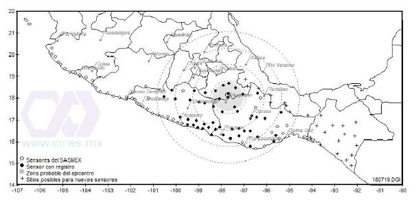 Sismo con epicentro en Oaxaca dispara alerta sísmica