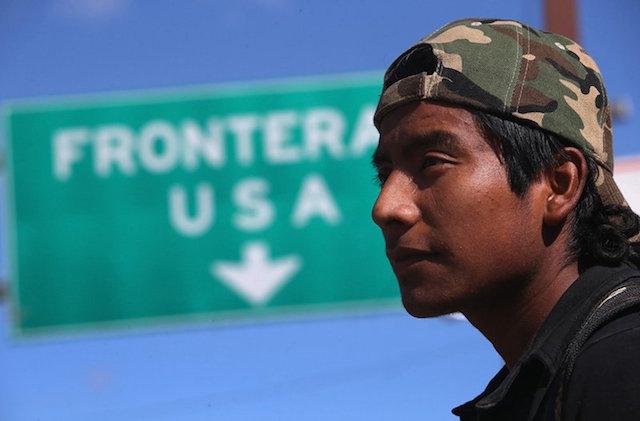 IVA frontera