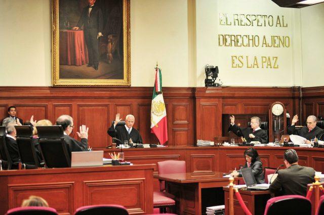 Sin pretextos, SCJN resolvió que todo servidor público debe rendir su declaración