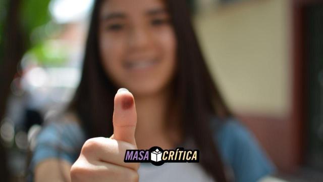 ¿Cómo fue el primer voto de los jóvenes?