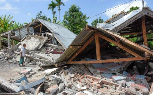 Sismo en Indonesia: al menos 650 senderistas atrapados