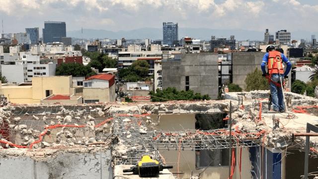 Reconstruccion, CDMX, Nosotrxs, Presupuesto