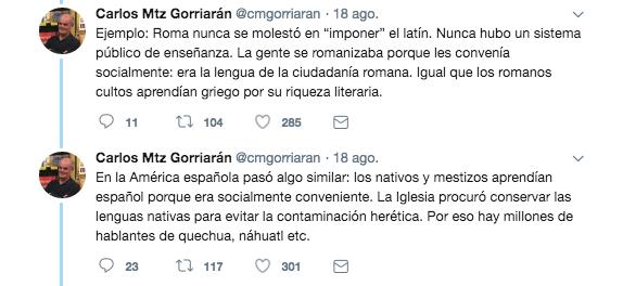 Carlos Martínez Gorriarán Violeta Vázquez-Rojas Lengua Idioma Muerte