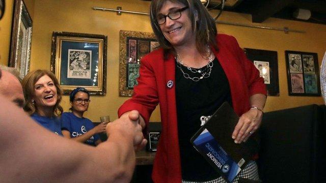 Gobernadora Trans Mujer Democrata Vermont