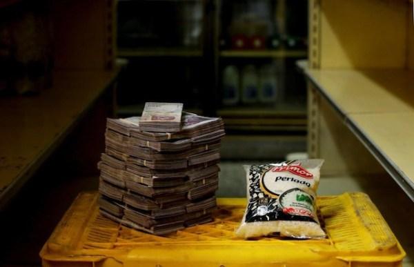 precio arroz Venezuela