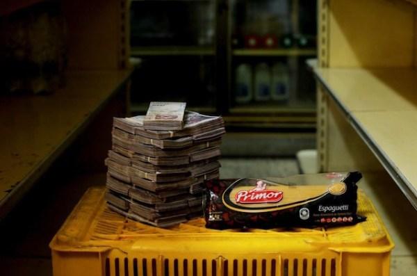 precio pasta Venezuela