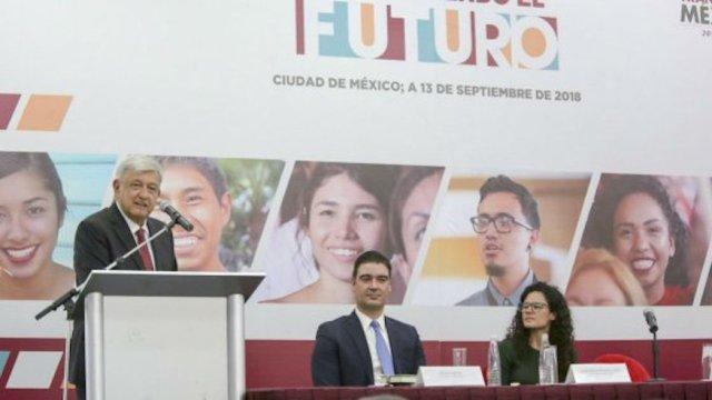 AMLO Becas Estudiantes Trabajadores Jóvenes