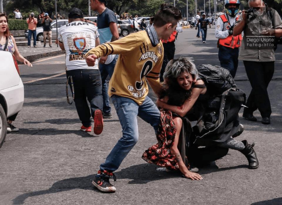 CDMX, UNAM, Porros Huelga Paro Planteles