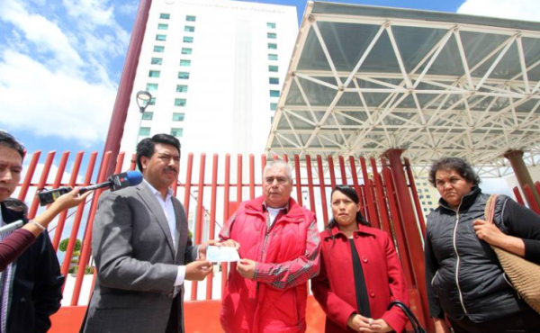 Ejidatarios Santa Rita TLAHUAPAN Puebla 176 Millones Indemnización