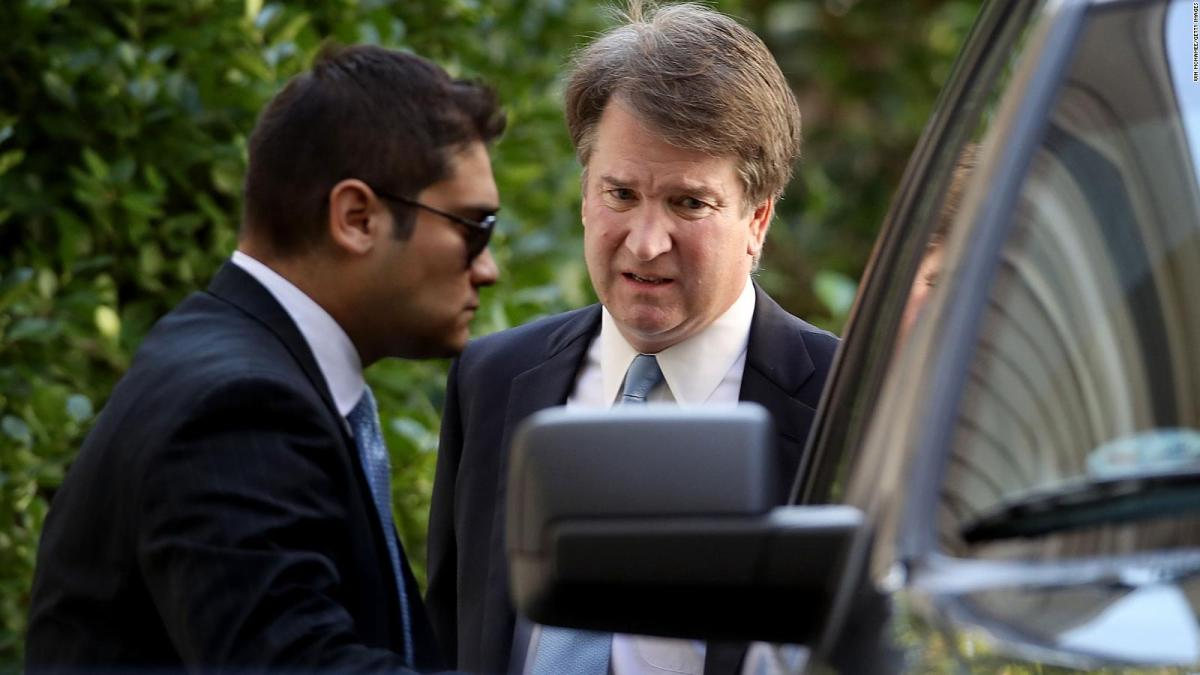 Tres acusaciones y Kavanaugh sigue nominado a Suprema Corte