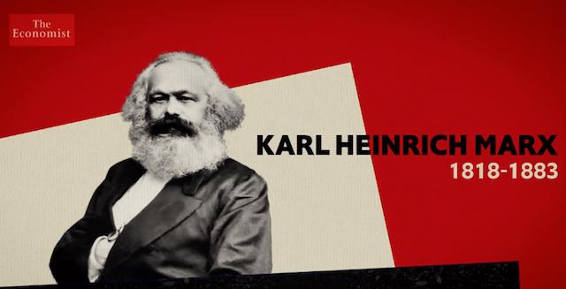 Marx The Economist