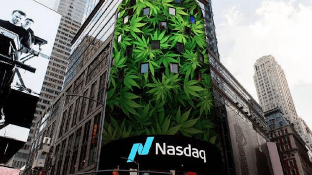 Mercado marihuana podría superar bitcoin
