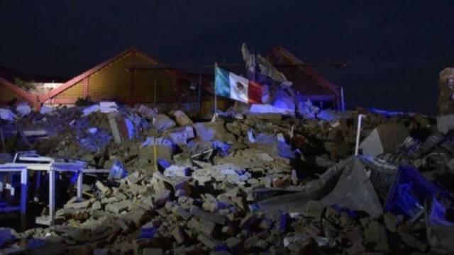 La reconstrucción en Juchitán a un año del 7S