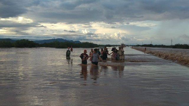 Cómo ayudar con la emergencia en Sinaloa