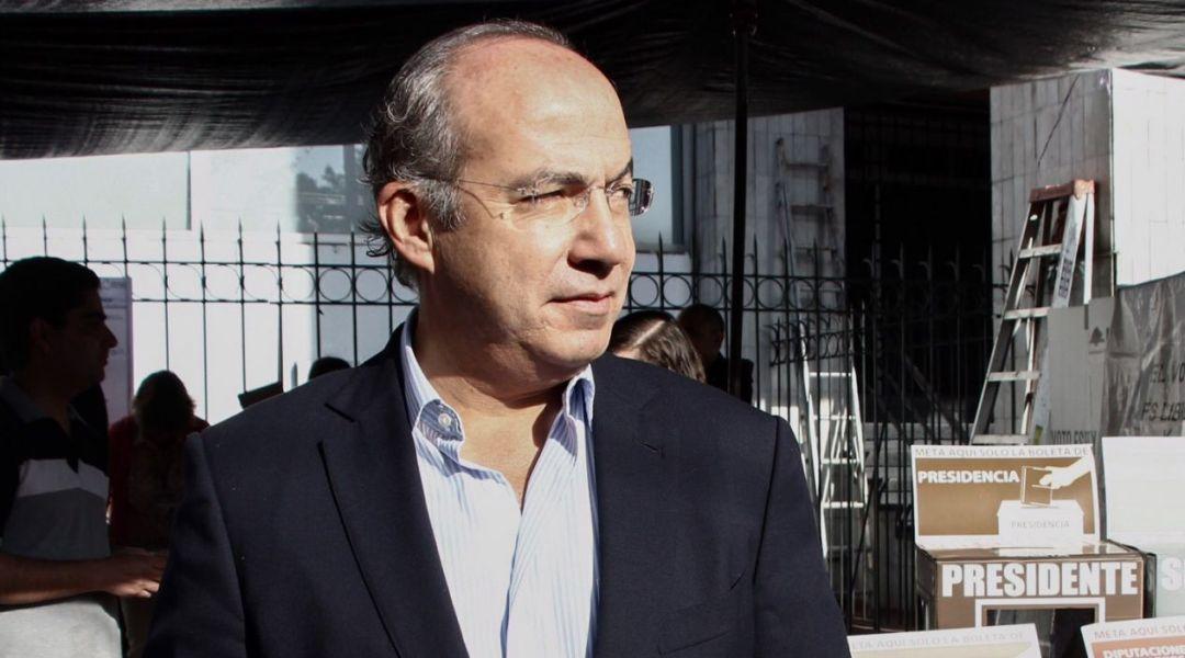 'Gané limpiamente': Calderón ante declaraciones de Madrazo