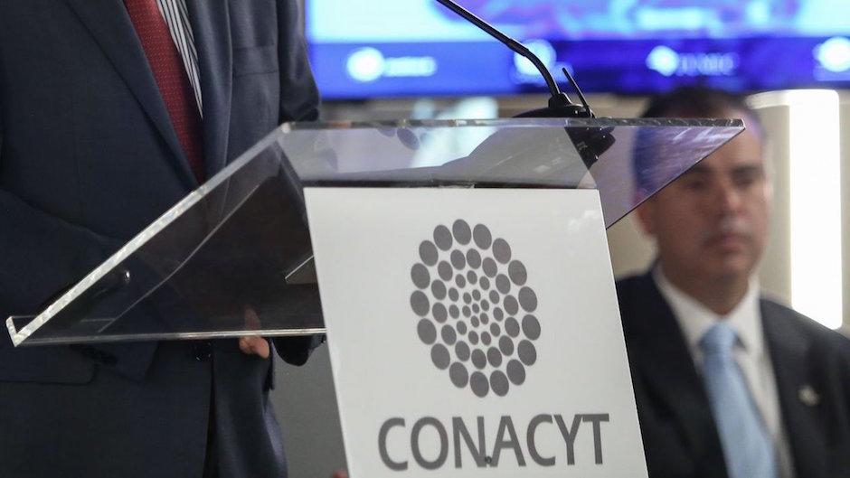 CONACYT epicentro de conflicto en transición