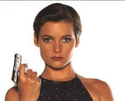 Caroline Cossey James Bond Chica Trans