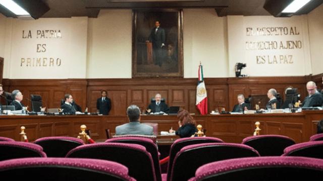 Suprema Corte de Justicia de la Nación, SCJN, Nepotismo