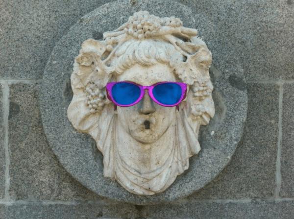 Feminismo, Deconstrucción, Gafas violetas