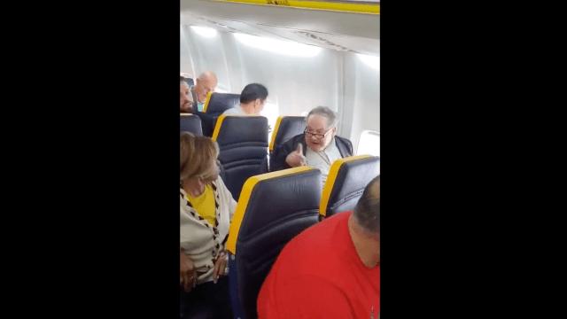Racismo, Aerolínea, Ryanair, VideoRacismo, Aerolínea, Ryanair, Video