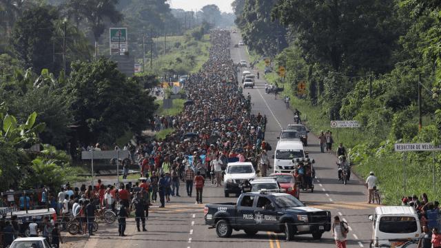 Mujeres Migrantes, Caravana Migrante, Violaciones, Anticonceptivos