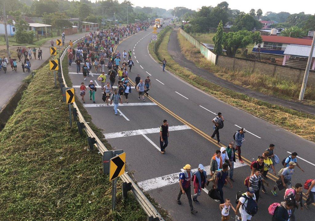 Centros de Acopio y qué donar para la Caravana Migrante